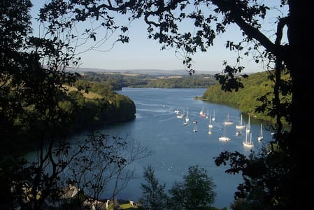 Stunning views at Thorn House B&B - Plymouth - Wikt i opierunek