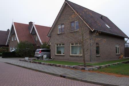 Vrijstaande woning  - Westerhaar-Vriezenveensewijk - House