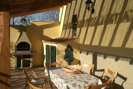 Chalet in villa a 3 km dal mare - Apartment