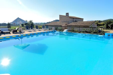 Villa with Pool modern sytle