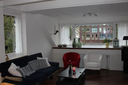 Luxurious apartment with canalview - Leilighet