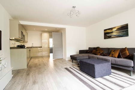 Modern One Bed in  Hammersmith - London - Apartment
