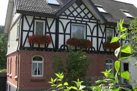 Gemütliche 80qm FeWo im Sauerland - Schmallenberg-Fleckenberg - Apartamento