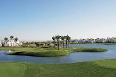 Apartment 1B La Torre Golf Resort - Flat