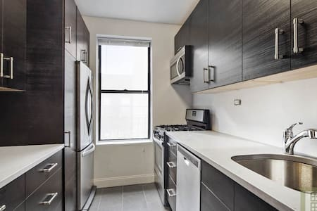 Sparkling, spacious 3BR in Washington Hts + 2 cats - New York - Apartment