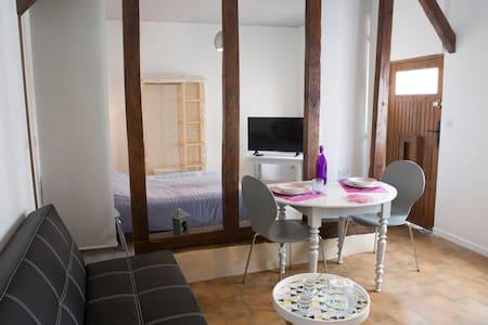 Maison équipée tout confort au calme à Dampierre - Dampierre-en-Burly - Maison