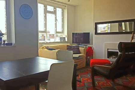 Friendly and cosy doublebedroom apartment - London - Apartment