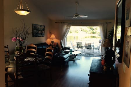 Private community minutes to beach! - Fort Myers - House