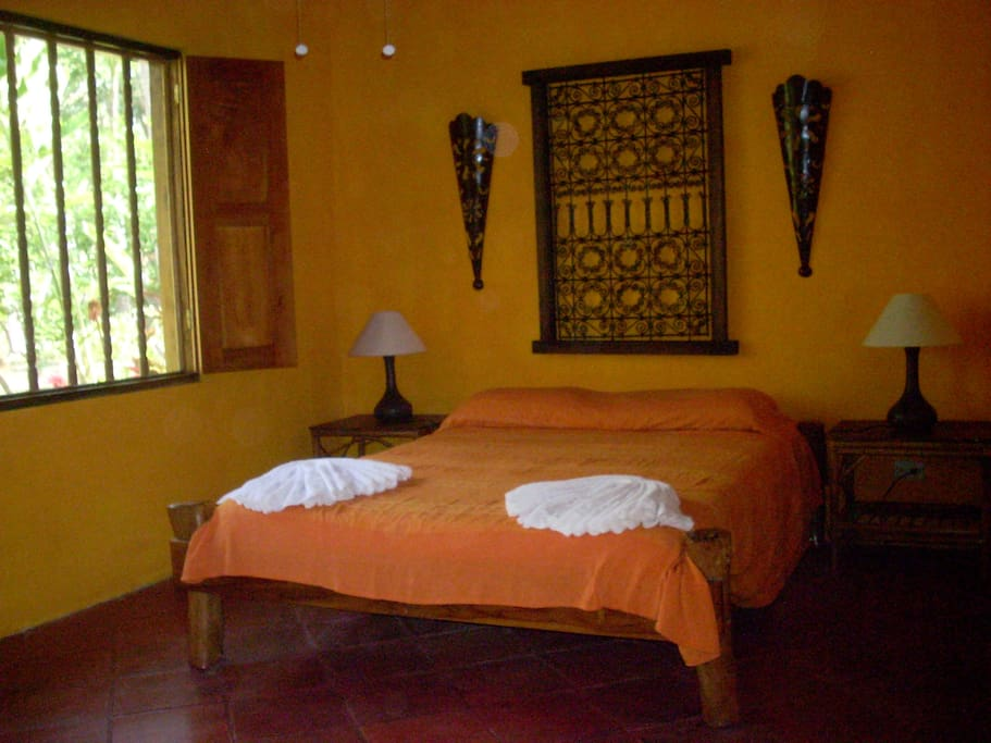 LA PALAPA - BEDROOM IN THE JUNGLE