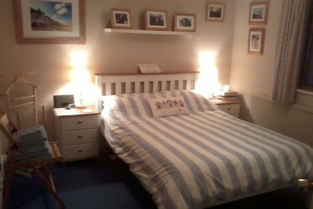 Cosy double in private house - King's Lynn - Casa