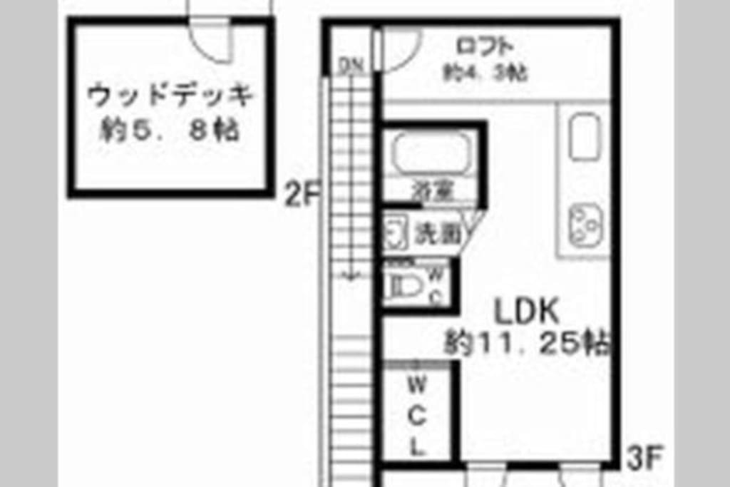 Great Apartment in Central Osaka