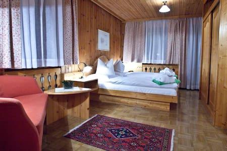 Bio-Hotel Saladina - Gaschurn - Bed & Breakfast