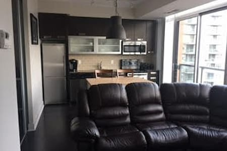 1 Bedroom private apt in downtown Toronto - Toronto - Appartement