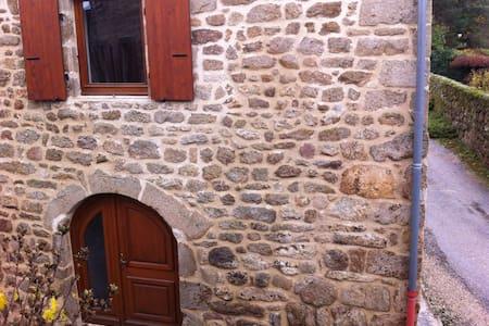 Maison de caractère Ardèche verte - Quintenas - Rumah