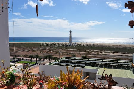 Central studio-apartment with views - Morro Jable - Apartamento