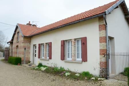 Maison du domaine des lacs - Lesmont - Hus