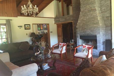 Casa De campo estilo Colonial - Casa