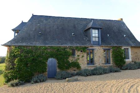 la Ferme de La Petite Houssaie - Marigne  - Casa