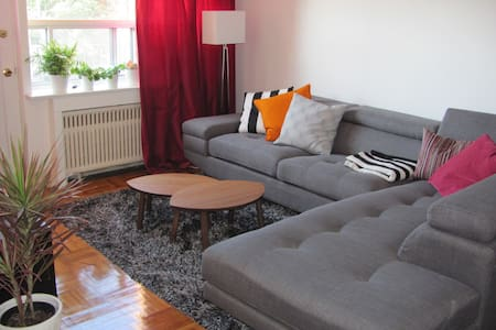 Super Comfy Private Room minutes to lake/beach - Toronto - Appartement