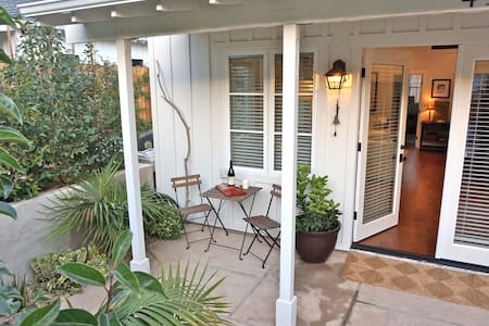 Cozy Montecito Bungalow