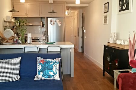 Luxury 1-BR Apt in Long Island City