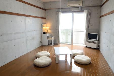 autumn-campaign!Studio by beach for 4 ppl! Rm 403 - Apartament