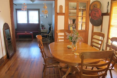 Cozy private BR (Steps from Yale SOM/FES) - New Haven - Departamento