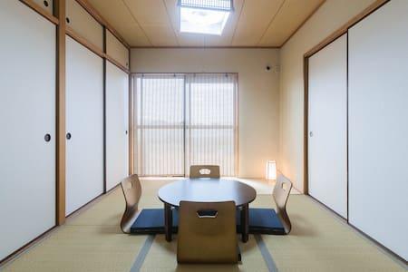 Easy access to Namba,Tennoji,Nara! - Apartment