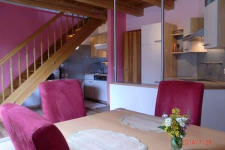Dachterrassen-Appartement (Loggia) - Apartment