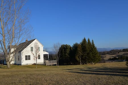 College and Mountain View Home - Cornwall