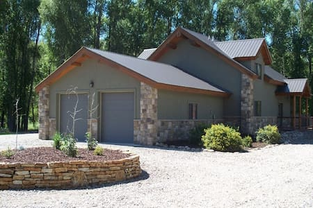 Right On The River/Hot Tub/Fire Pit - Gunnison - Casa