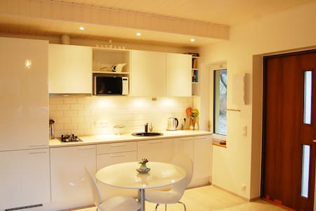 Studio close to the beach with park view - Tallinn - Other