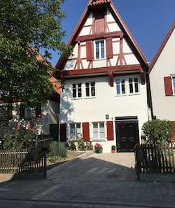 Ferienwohnung Vordere Gerbergasse - Apartamento
