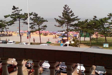威海国际海水浴场听涛家庭旅馆 - Pis
