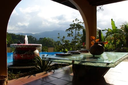Costa Rican Wild West/Fortuna - Villa