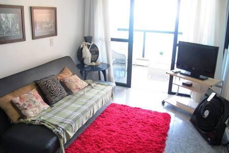 Apartamento com belíssima vista na Beira Mar! - Meireles - Apartment