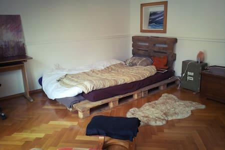 Schönes u. helles Zimmer zwischen Uni und Altstadt - Regensburg - Apartment