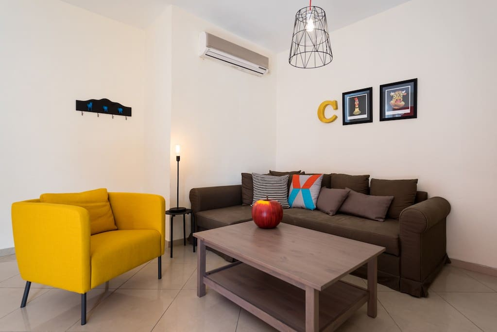 Tlv Get Away Apartment In Tel Aviv.Reviews Work Rest Play. Bnb Tlv