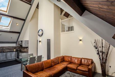 Huddersfield Penthouse Suite - Apartamento