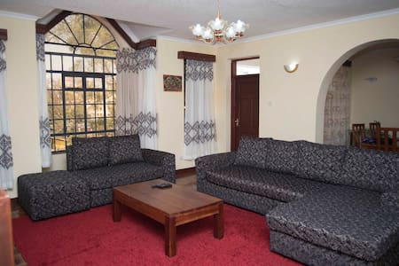 Double ensuite room in kilimani II - Appartement
