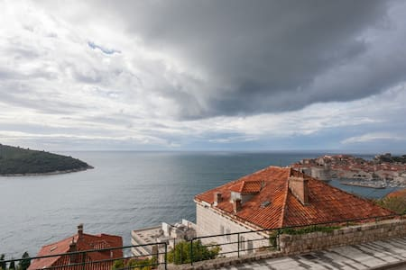 APARTMENT KARMEN with amazing view - Dubrovnik - Flat
