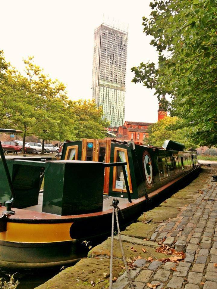 Fully hosted 2 & 3 night mini-adventures on Englands canals