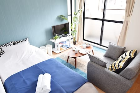 Open sale!6min sta.-Asakusa area,near Skytree#1 - Apartment