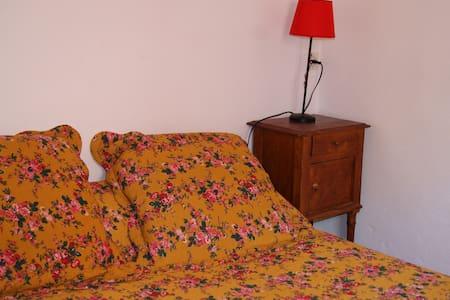Chambre d'hôte porte heureuse - Roussillon