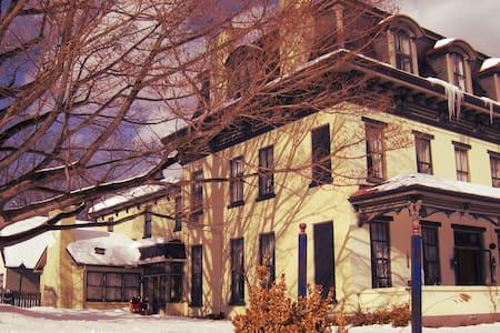Gracious Old Home (Zebra Suite)