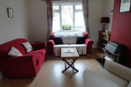 Perfect Family Base nr Edinburgh - Hus