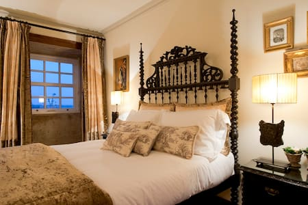 Deluxe Room with Sea view - Bed & Breakfast