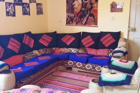 Cusco Home - Central Location