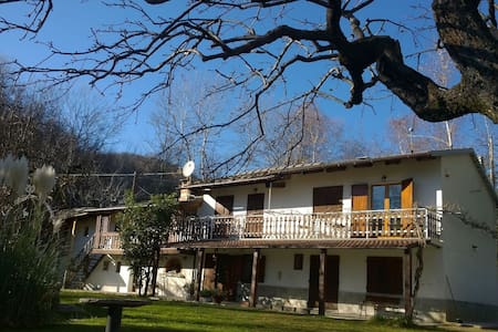 Italian Mountain House-pets welcome - Bagnolo Piemonte - House