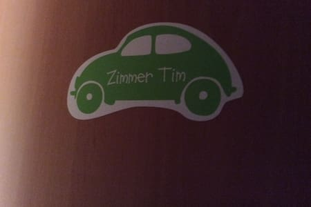 Zimmer Tim bis Zwei Personen/Monteure bitte Anfrag - Casa